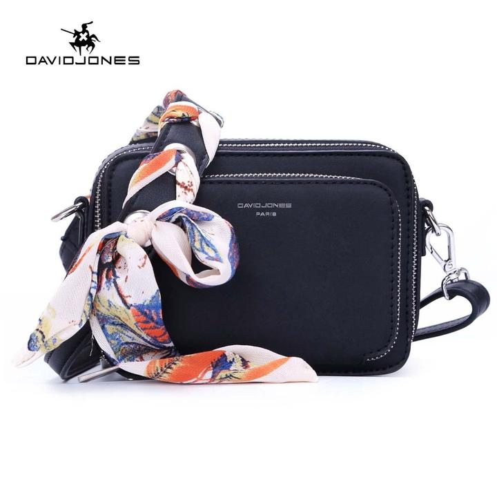 Casual Daily Scarve Shoulder Bag