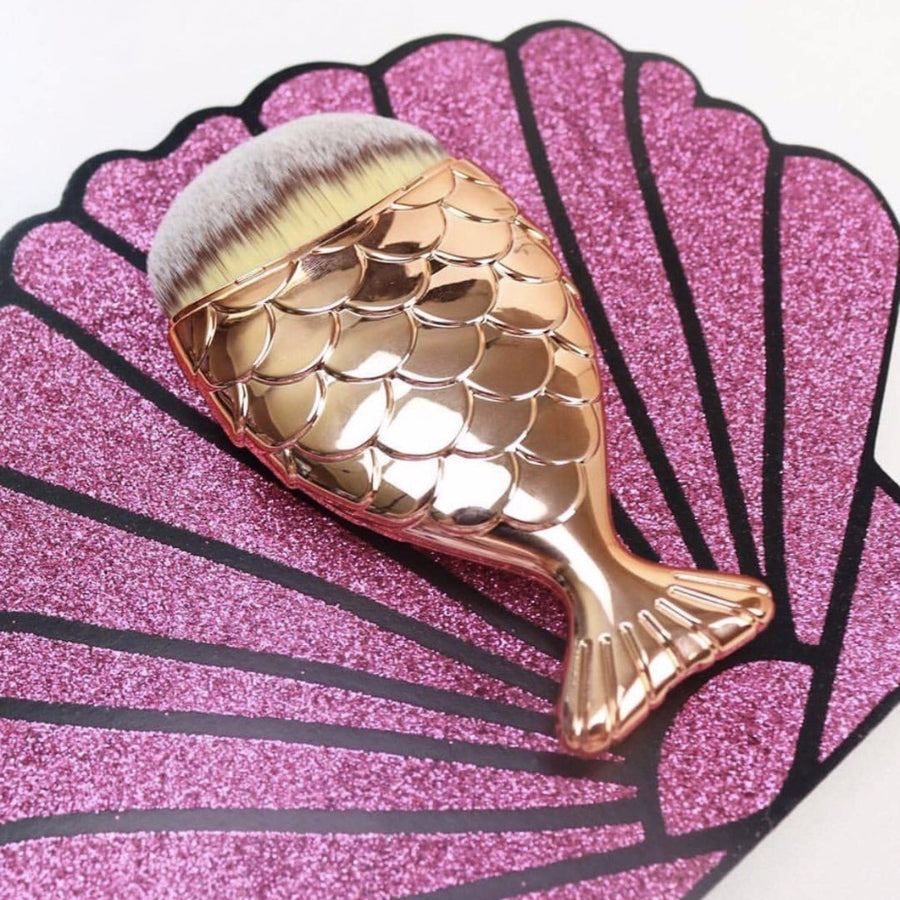 Chubby Mermaid Brush