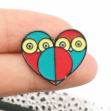 Load image into Gallery viewer, Cutesy Pin Badges