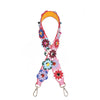 Flower Shoulder Strap