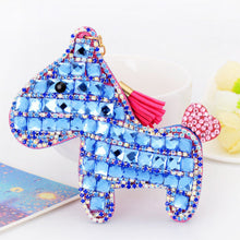 Load image into Gallery viewer, Crystal Horse Charm