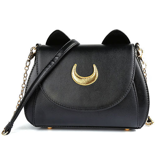 Cat Luna Messenger Bag