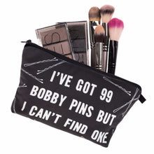 Load image into Gallery viewer, I've Got 99 Bobby Pins Pouch