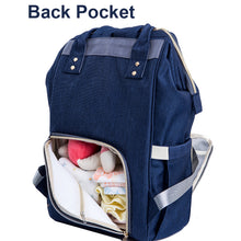 Load image into Gallery viewer, Backpack Baby Bag
