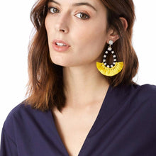 Load image into Gallery viewer, Hobo Statement Earrings