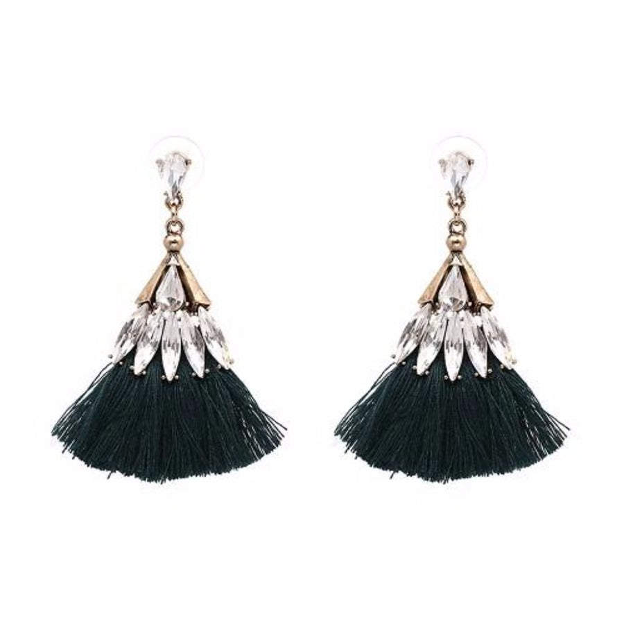 Hobo Statement Earrings