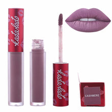 Load image into Gallery viewer, Velvet Matte Liquid Lipstick
