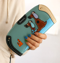 Load image into Gallery viewer, Handcrafted Dog Wallet