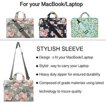Load image into Gallery viewer, Crossbody Laptop Case