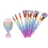 Unicorn Makeup Brush Set (7/8 Pcs)