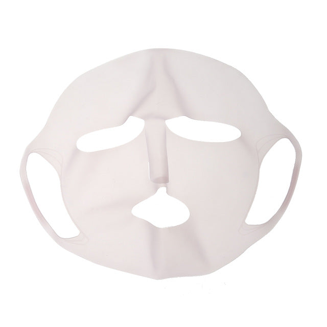 Reusable Silicone Facial Mask Cover