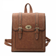 Load image into Gallery viewer, CHARLOTTE Vintage Backpack
