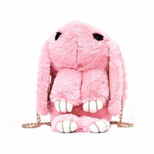 Load image into Gallery viewer, Bunny Plushie Bag