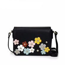 Load image into Gallery viewer, Flower Crossbody Bag
