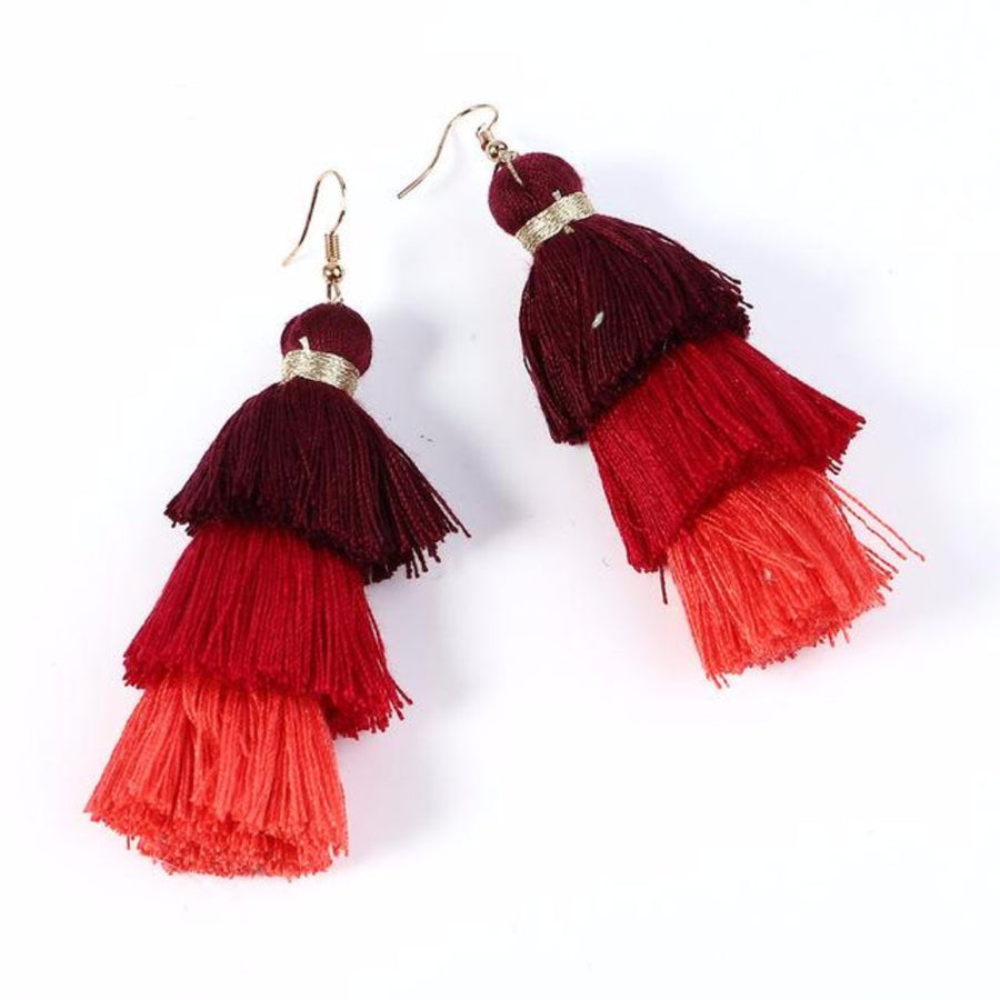 Lilou Tassel Earrings
