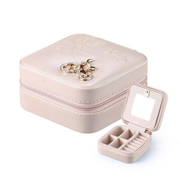 Jewelry Storage Cube (Travel Size)