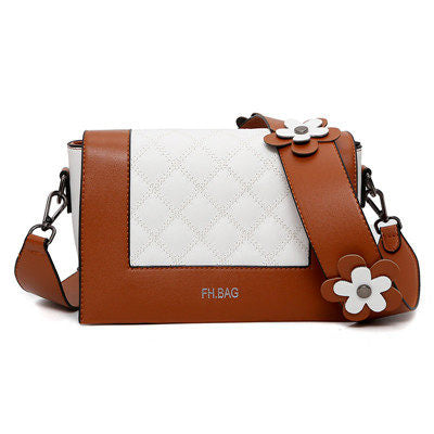 Cute Flowers Crossbody Bag