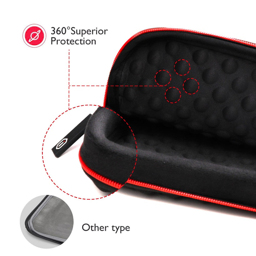 Shockproof Laptop Sleeve (with Zipper)