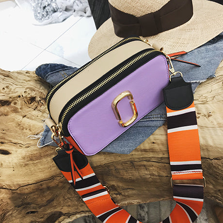 Camera Style Shoulder Bag