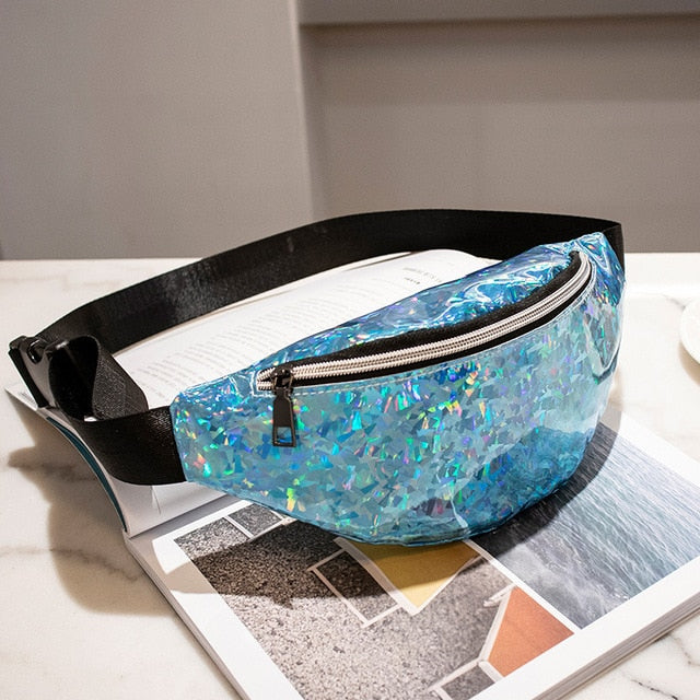 Holographic Bum Bag