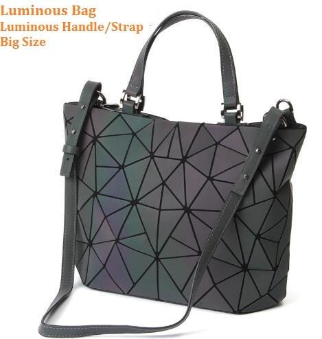 Geometric Origami Crossbody