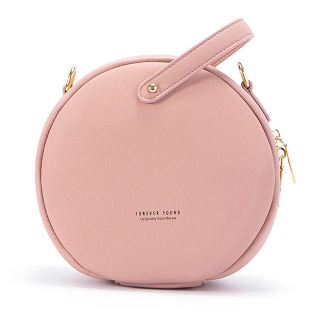 The Round Circle Crossbody
