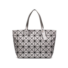 Load image into Gallery viewer, Geometric Origami Tote