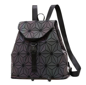Geometric Origami Backpack