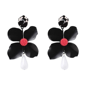 Bloom Statement Earrings