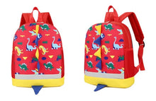 Load image into Gallery viewer, Kid's Dinosaur Backpack