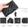 Ladies Elegant Multi-slot Short Wallet