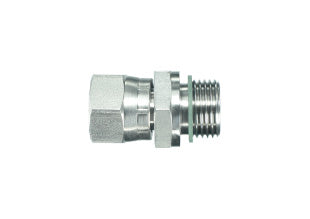 JIC Threaded Hydraulic Adaptors