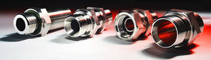 Stainless Steel Hydraulic Adaptors
