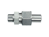 Weld Nipple Connector to Metric Taper, L Series Light, ASV-LK-STR