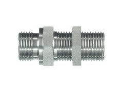 BSP Male Straight Bulkhead Adaptor, BH-MB-STR