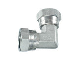 BSP Swivel Female Elbow Adaptor, E-FB-SWI-90