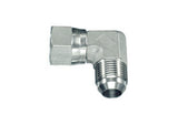 JIC Male to Female Swivel Elbow Adaptor, E-MJ-FJ-90