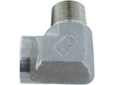 NPT Male to Female Fixed Elbow Adaptor, E-MN-FN-90