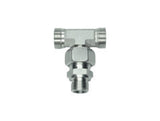 EVT-SM-TEE-EVT Swivel Tee Metric Parallel - S Series Heavy