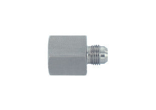 JIC Male to BSP Female Fixed Stud Adaptor, MJ-FB-GA
