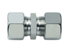 Straight Tube Connector, L Series Light, G-L-STR