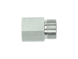 Female Stud Connector to BSP, L Series Light, GAI-LR-STR