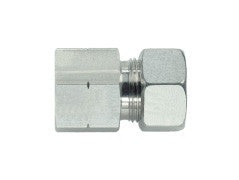 Female Stud Connector to NPT, S series Heavy, GAI-SN-STR
