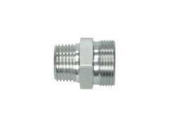 Straight Connector to BSPT, L Series Light, omd, GE-LRK-STR-omd
