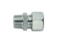 Straight Connector to BSPT, LL Series Super Light, GE-LLRK-STR