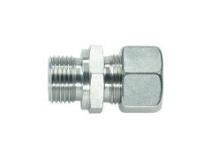 Straight Connectors to Metric, S series Heavy, GE-SM-STR