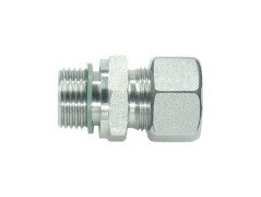 Straight Connectors to Metric, S Series Heavy, wd, GE-SM-STR-wd