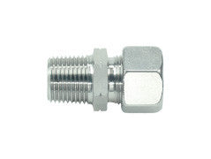 Straight Connector to NPT, L Series Light, GE-LN-STR