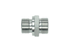 Straight Connectors to BSP Parellel, S Series Heavy, omd, GE-SR-STR