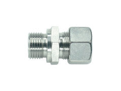Straight Connectors to BSP Parellel, S Series Heavy, GE-SR-STR
